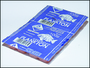 Krmivo mražené pro ryby Red plankton