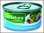 Konzerva CAT NATURA premium tuňák 85g