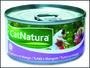 Konzerva CAT NATURA tuňák + mango 85g