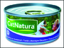 Konzerva CAT NATURA tuňák + mořský okoun 85g