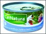 Konzerva CAT NATURA tuňák + sleď 85g