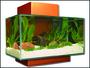 Akvárium set 3D Fluval Edge Orange 23l