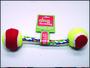 Hračka činka bavlna + 2 tenisáky 27,5 cm