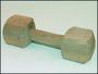 Hračka činka dřevěná 400g
