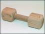 Hračka činka dřevěná 600g