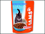 Iams Cat Adult Ocean Fish kapsička