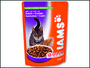 Iams Cat Adult Rabit kapsička