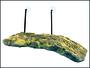 Ostrůvek pro želvy 12,5x28,5cm