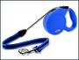 Vodítko Flexi Classic 3 modré