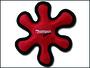 Hračka Ontario Kytka červená