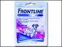 Spot on Frontline L fialový (2,68ml)