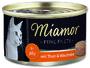 Konzerva MiamorFilet tuňák + křepelčí vejce 100g