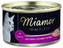 Konzerva MiamorFilet kuře + šunka 100g