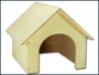Domek stodola dřevěný 22x10x18cm