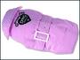Bunda Metropolitan růžová 37 cm
