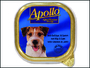 Paštika Apollo drůbež + jehně 150g