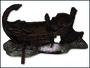 Dekorace akvarijní Torzo lodi 29,5 x 17 x 15,5 cm