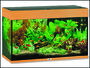 Akvárium Rio LED 125 dub