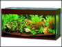 Akvarium Rio LED 180 tmavě hnědé