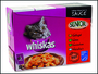 Kapsičky Whiskas Senior multipack